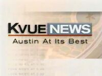 KVUE News at 5pm 2001 Anchor Open 1
