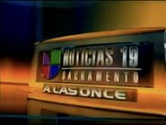 Kuvs noticias univision 19 sacramento a las once package 2006