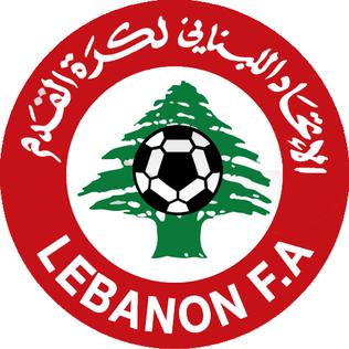 Lebanon FA (logo)