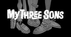 My three sons logo