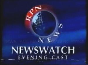 NewsWatch Evening Cast (1994-1996)