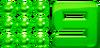 Nine (2015, green)