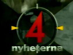 TV4 Nyheterna 1992