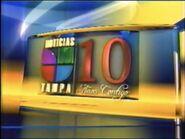 Wvea noticias univision tampa 10 anos contigo package 2008