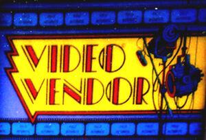 1984 - Video Vendor