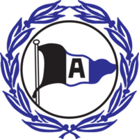 200px-Logo of Arminia Bielefeld, German football team