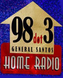 98.3 Home Radio General Santos
