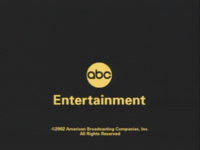 ABC Entertainemnt 2000-2002