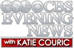 CBS Evening News 2009 (with Katie Couric)