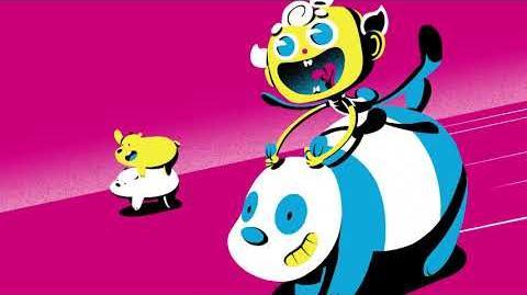 Cartoon Network Latin America 25th Anniversary Ident