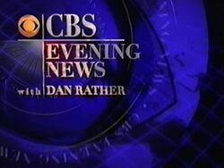 Cbs evening news 1998a