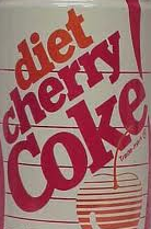 Diet Cherry Coke 1985