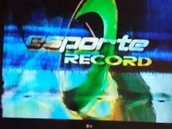 Esporte Record 2004