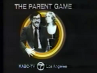 KABC The Parent Game Slide 1972