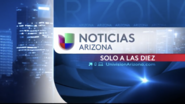 Ktvw kuve noticias univision arizona 10pm package 2013