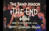 MGM Band Wagon End 1953