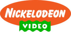 Nickelodeon Video 1995 Color Print Logo