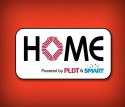 PLDT Home 2011 logo