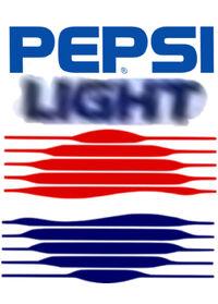 PepsiLight logo1987