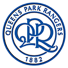 Queens Park Rangers FC logo (introduced 2016, 3D)