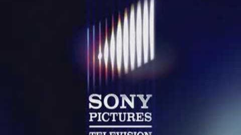 Sony Pictures Television Logo With Sony International Theme (2005)