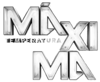 Temperatura Máxima logo Globo 2016 3D