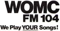 WOMC Detroit 1978