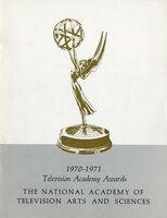 23rd Primetime Emmy Awards poster