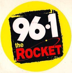 96.1 The Rocket WRKH