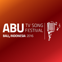 ABU TV Song Festival 2016 logo