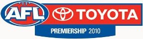 AFL Logo 2010 Premiership Season