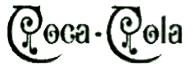 Coca Cola 1890-1891
