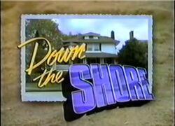 Down the Shore Intertitle