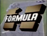 Fórmula 1 na Globo Promos 1988