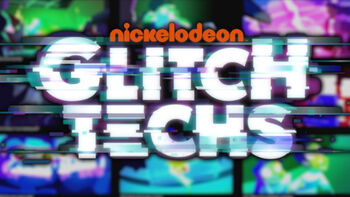 Glitch Techs final logo