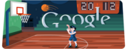 Google London 2012 Olympic Games - Basketball