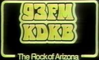 KDKB Mesa 1975