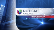 Ktvw kuve noticias univision arizona fin de semana package 2013