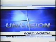 Kuvn univision fort worth 5pm opening 2001