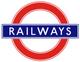 London Underground 1949 roundel small