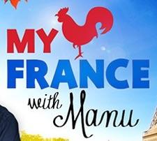My France with Manu logo
