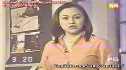 RPN 9 PG DOG 2003 with Philippine Standard Time