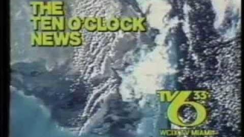 WFOR-TV news opens
