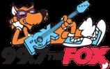 WRFX 99.7TheFox logo
