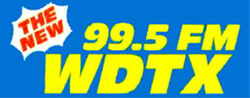 99.5 FM WDTX