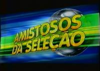 Amistosos da Seleção 2001