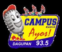 Campus Radio 93.5 Dagupan Logo 2008