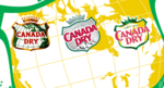 Canada Dry montage