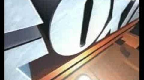 Foxtel old Logo - VHS Capture