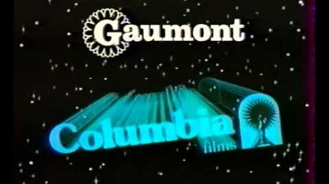 Gaumont Columbia RCA Video (Deuxième Logo) (France)